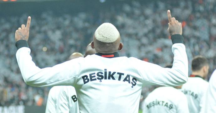 Beşiktaş penaltılarda Avrupa'ya veda etti