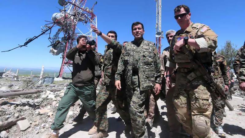 Polis Akademisi Raporu: ABD'li askerler PKK'lılara istihbarat eğitimi veriyor
