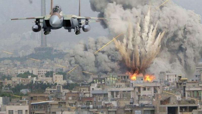 ABD, PYD'yi vurdu, bölge IŞİD'in eline geçti