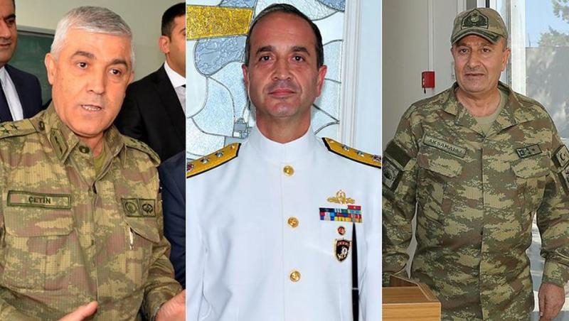 TSK'da yeni atamalar: Jandarma komutanı belli oldu, Aksakallı 2. Kolordu'ya atandı