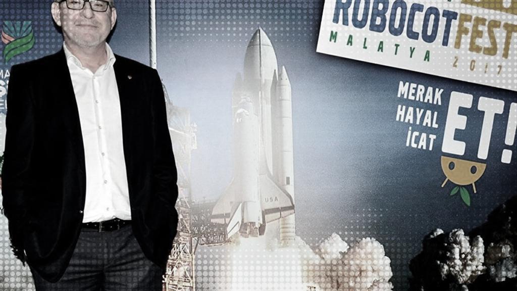NASA'daki tek üstdüzey Türk mühendis: Mars'a ilk insan 2030'da ayak basacak