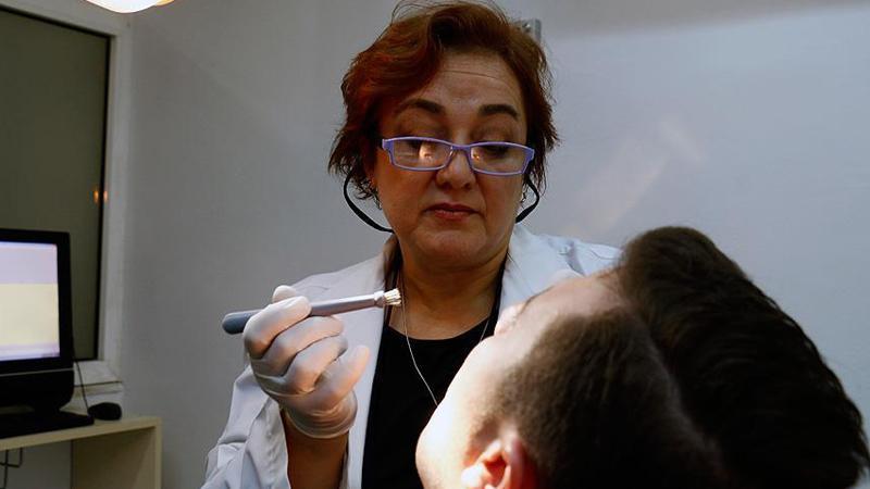 Ağız kanserine karşı 'Türk fırçası' ile mücadele