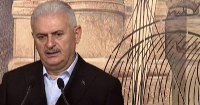 Başbakan Yıldırım'dan Körfez ülkelerine çağrı