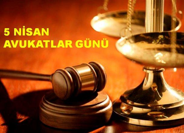 Türk Avukatlarının Avukatlar Gününü Kutluyoruz