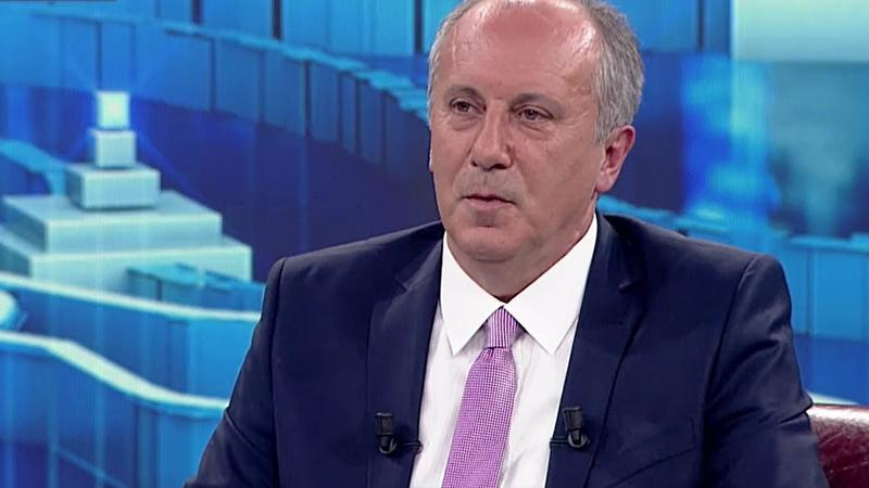 'Our choice is West,' CHP presidential candidate İnce says