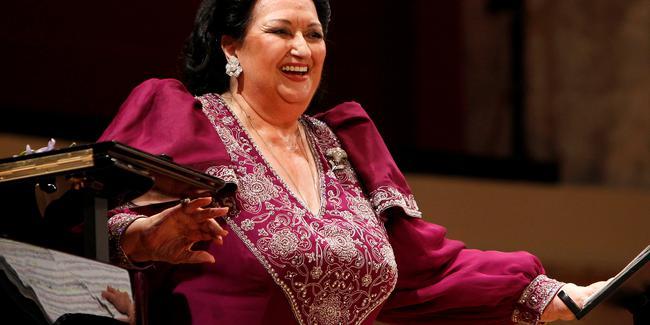Dünyaca ünlü opera sanatçısı Montserrat Caballe hayatını kaybetti