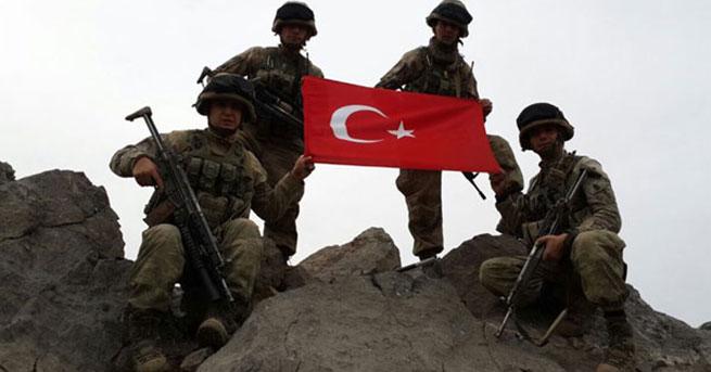 Jandarma Genel Komutanlığı: İki haftada 33 terörist etkisiz hale getirildi