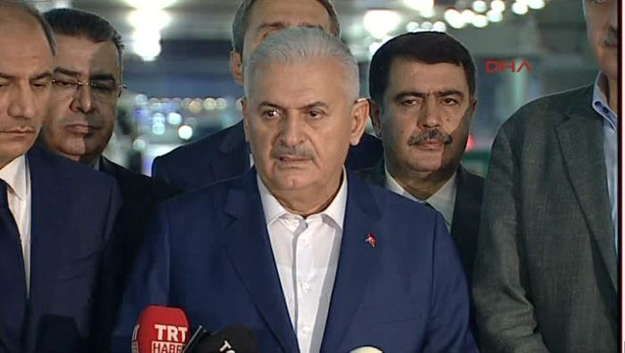 Muslim countries should review ties with Israel: Turkish PM