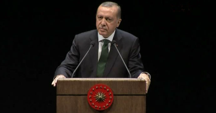 Erdoğan: Suudi Arabistan Kralı, Körfez'in bu işi çözmeli
