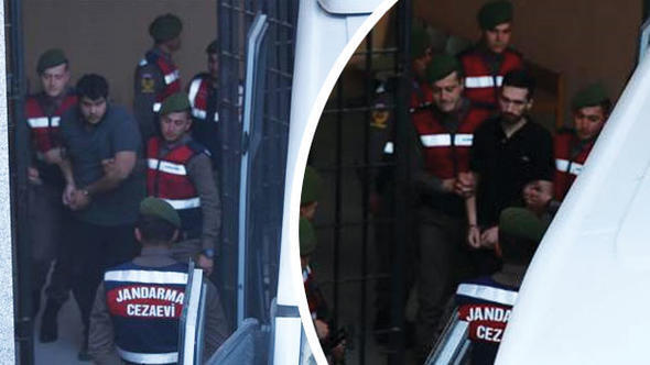 Turkish court rejects to release jailed Greek soldiers