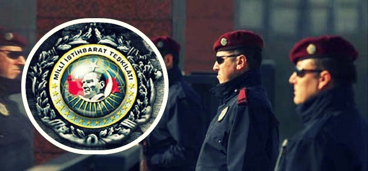 US Model Set for the Turkish Intelligence Service - Anadolu Türk Haber
